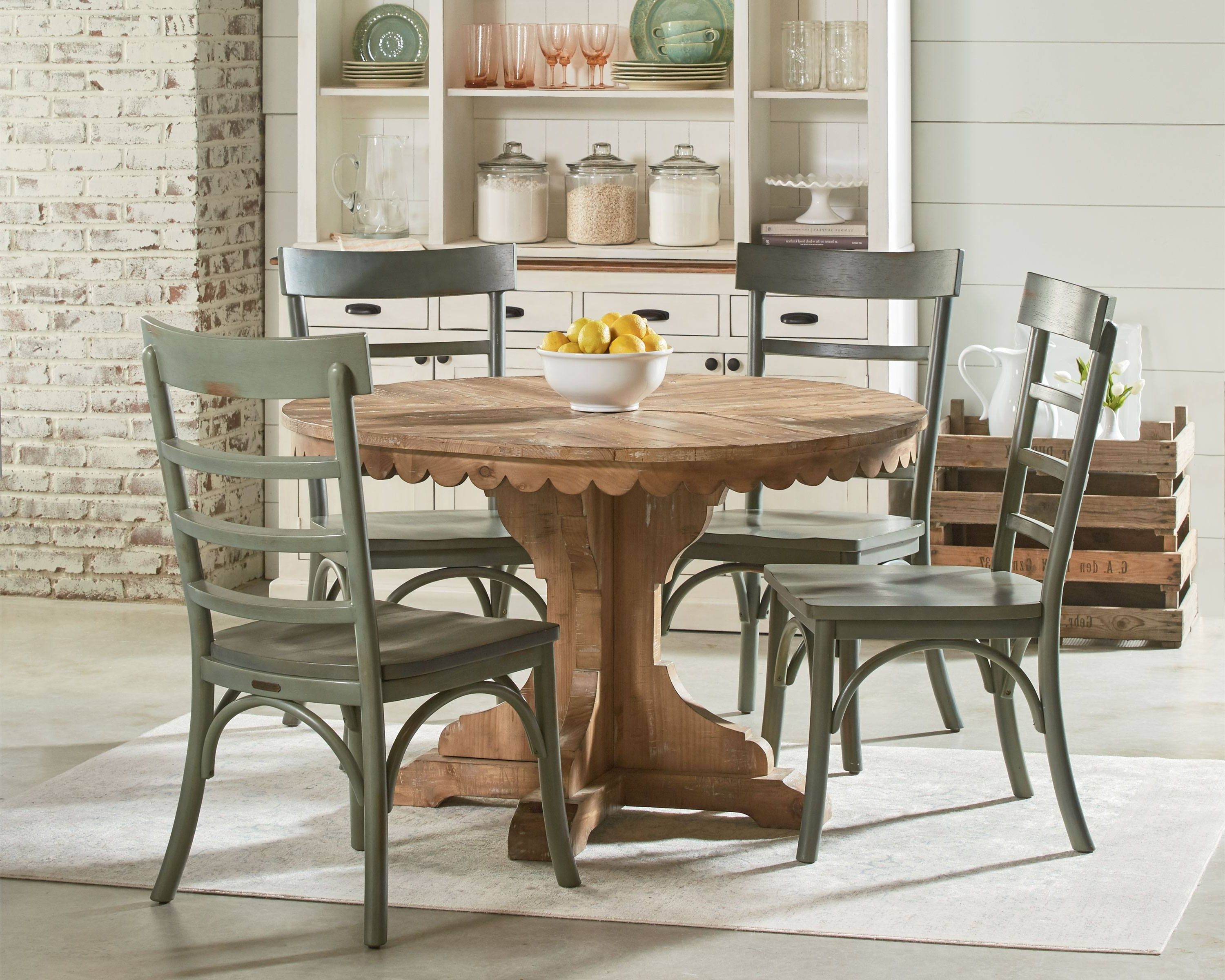 Top Tier + Harper – Magnolia Home For Well Known Magnolia Home Harper Patina Side Chairs (View 6 of 20)