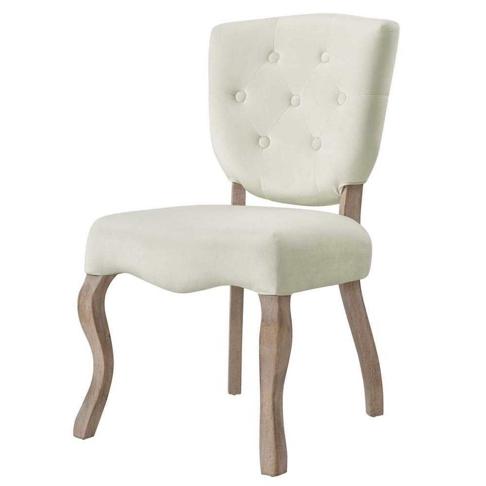 Trendy Brown – Cross Back – Dining Chairs – Kitchen & Dining Room Furniture Within Carmel Oak Side Chairs (View 10 of 20)