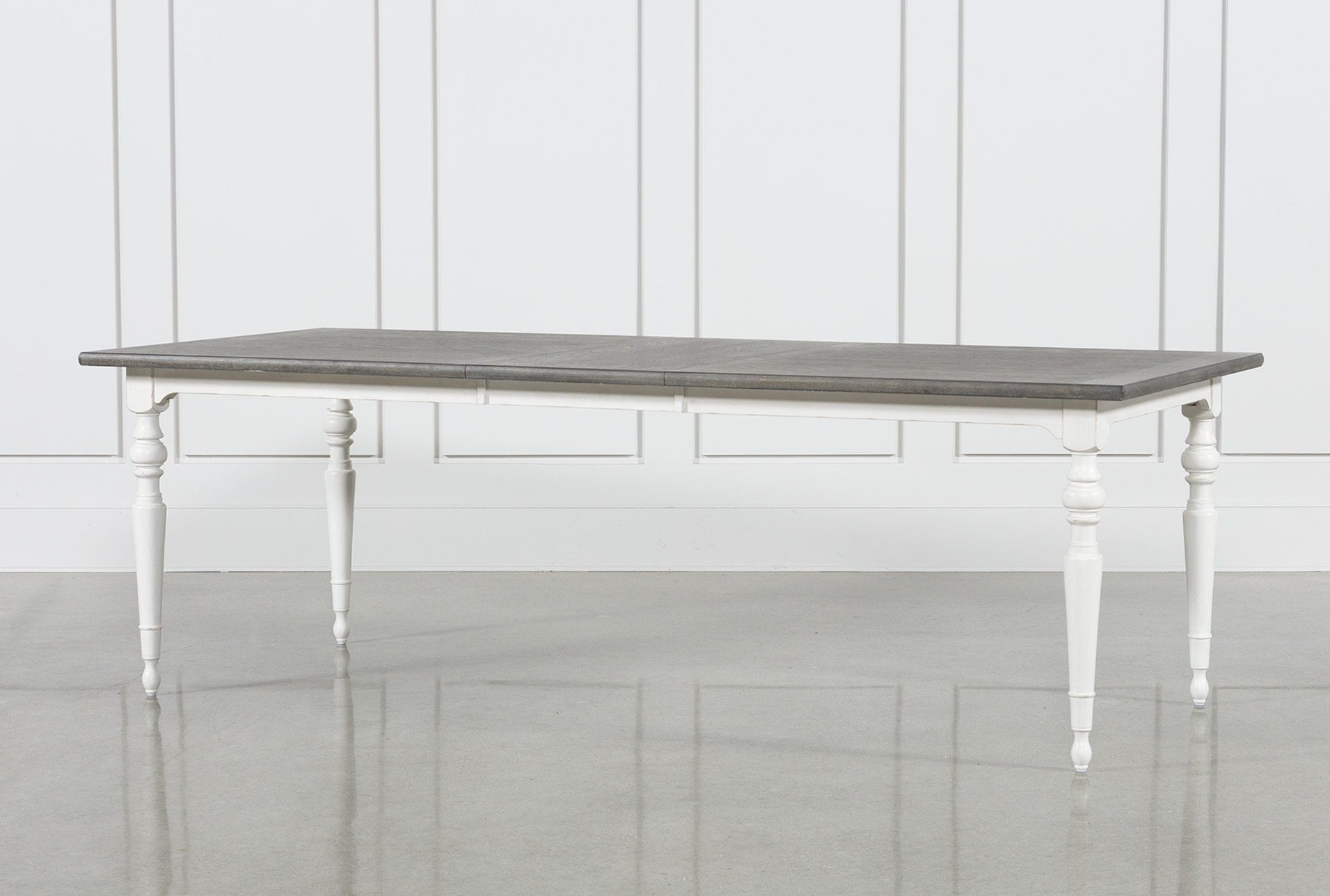 Trendy Candice Ii Extension Rectangle Dining Table (View 13 of 20)