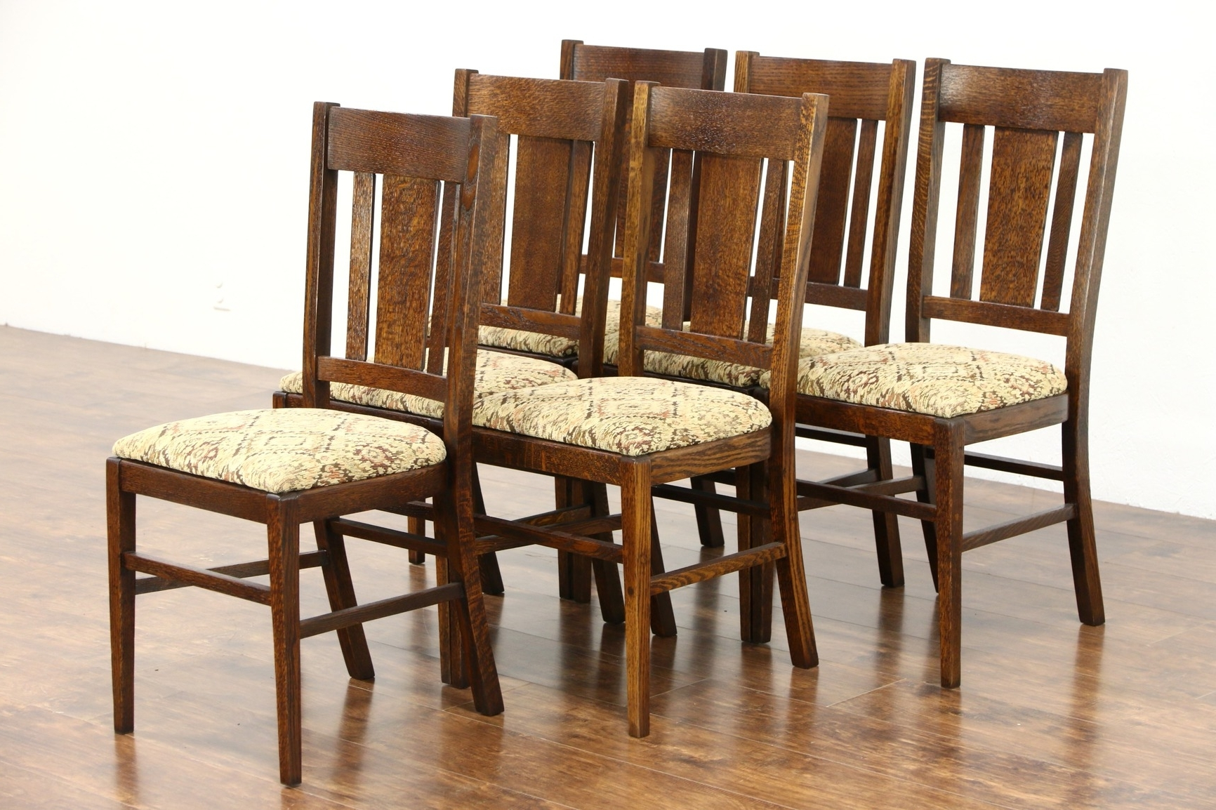 Trendy Craftsman Side Chairs With Regard To Arts And Crafts Dining Chairs – Nashgrad (View 17 of 20)
