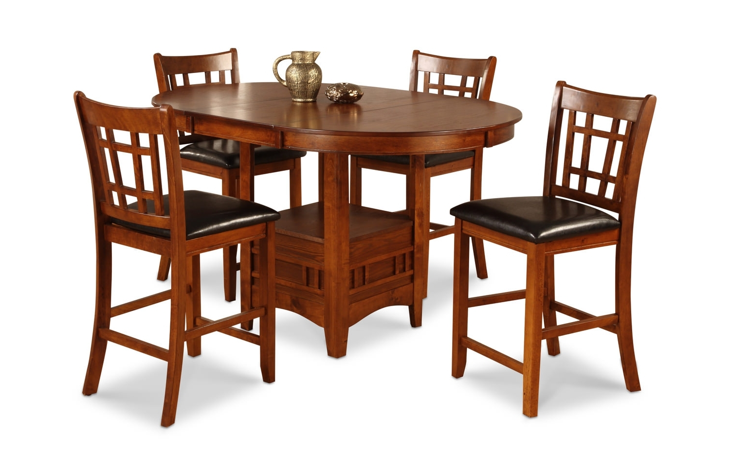 Trendy Dining Sets – Kitchen & Dining Room Sets – Hom Furniture For Chapleau Ii Side Chairs (View 20 of 20)