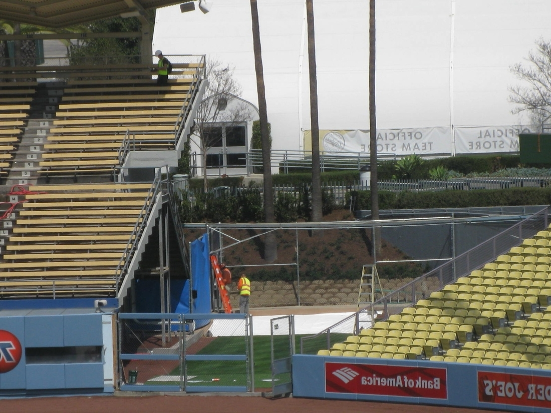 Trendy Dodger Stadium Upgrades Unveiled As They Are Finalized – True Blue La With Regard To Dodger Side Chairs (View 17 of 20)