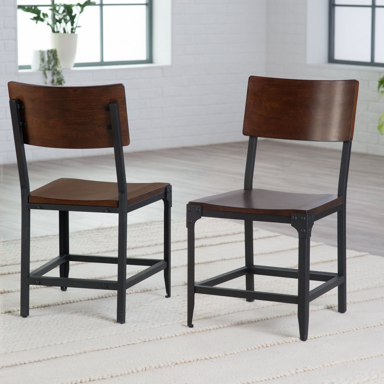 Trendy Magnolia Home Contour Milk Crate Side Chairs For Pinfurniture For Home Decor On Rustic Furniture (View 20 of 20)