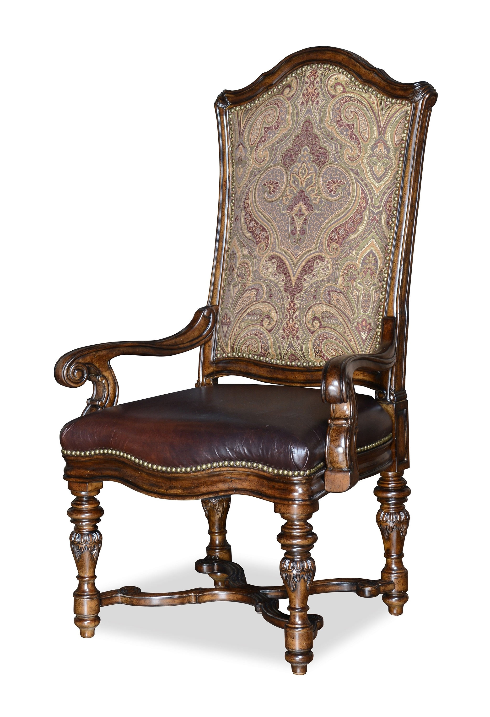 Valencia Side Chair Pertaining To Most Current Valencia Side Chairs With Upholstered Seat (View 2 of 20)