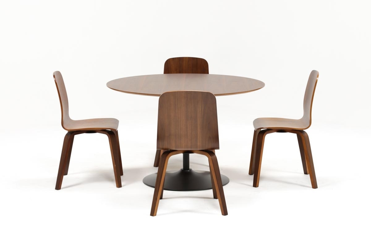 Vespa 5 Piece Dining Set (View 14 of 20)