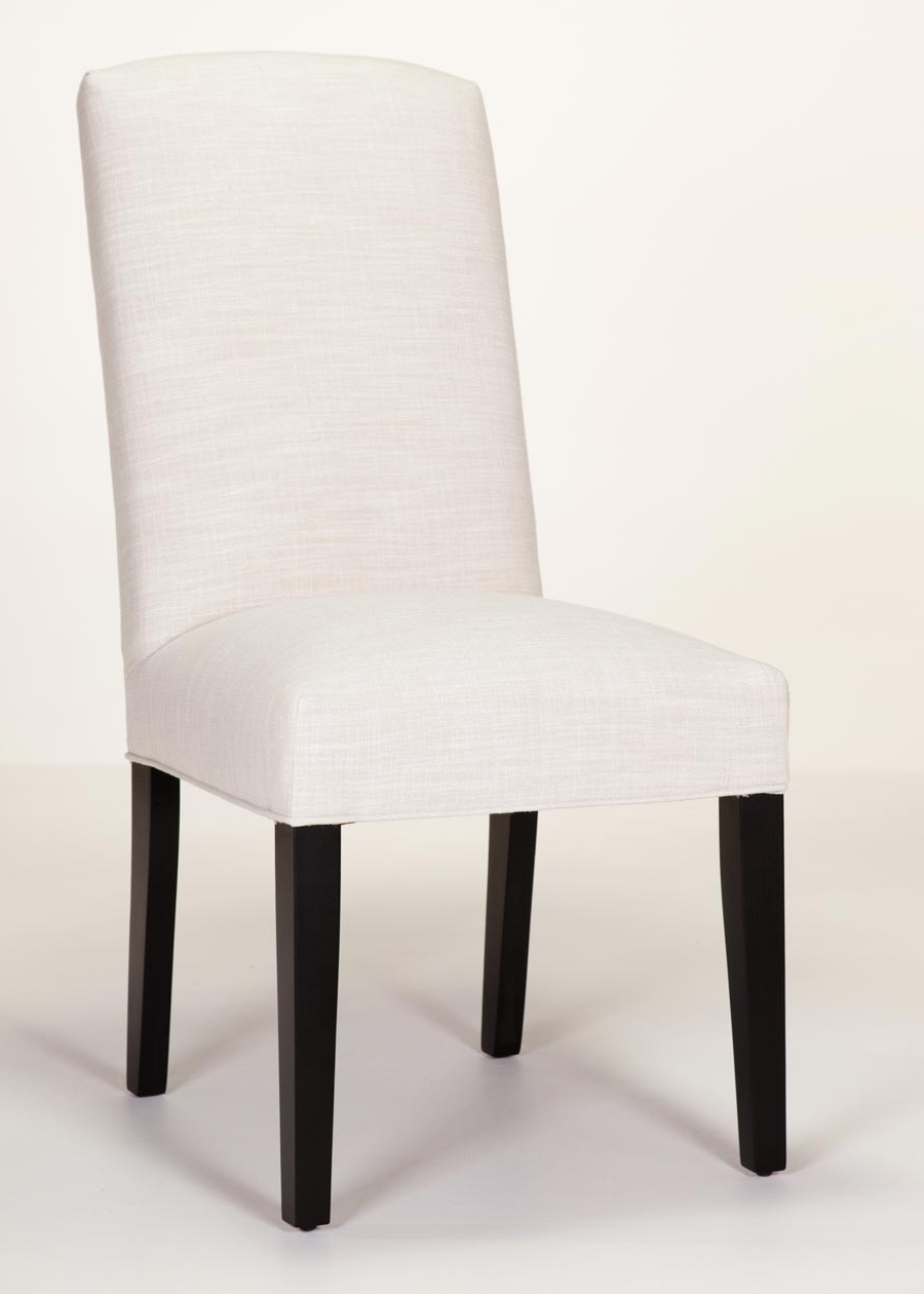 Well Known Macie Side Chairs Inside Custom Chairs Delivered In Days – Straight Back Dining Chair With (View 7 of 20)