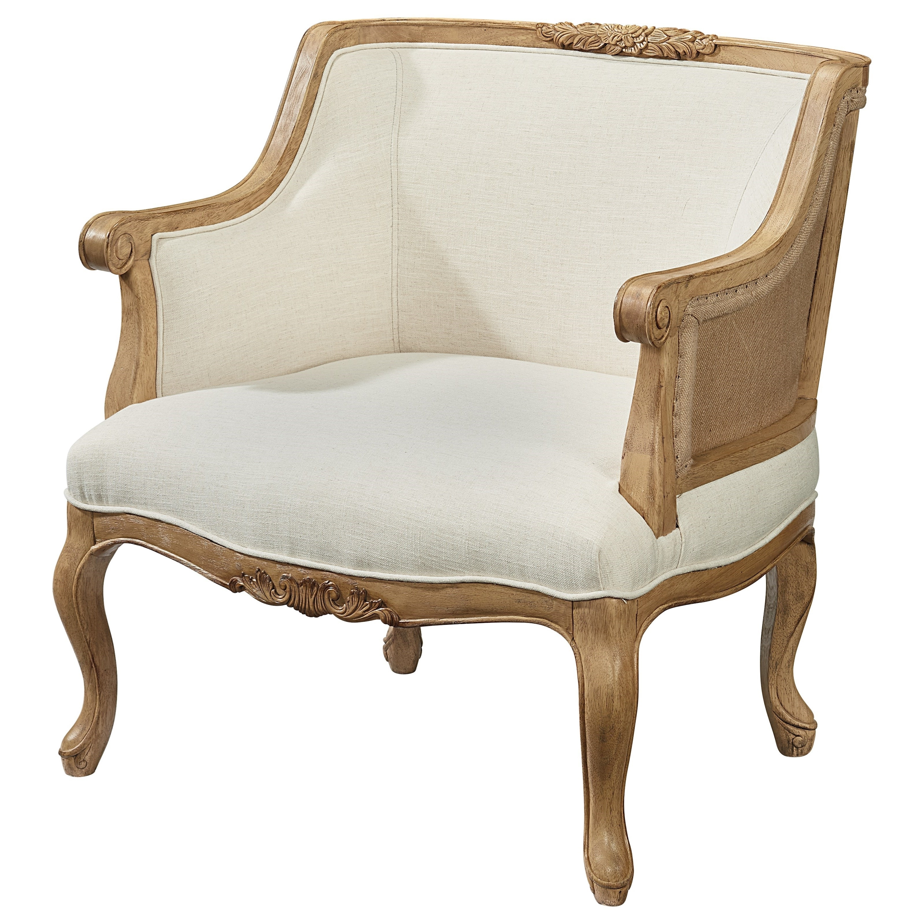 Well Known Magnolia Home Reed Arm Chairs Intended For Magnolia Homejoanna Gaines Accent Chairs 80635020 Bloom (View 20 of 20)