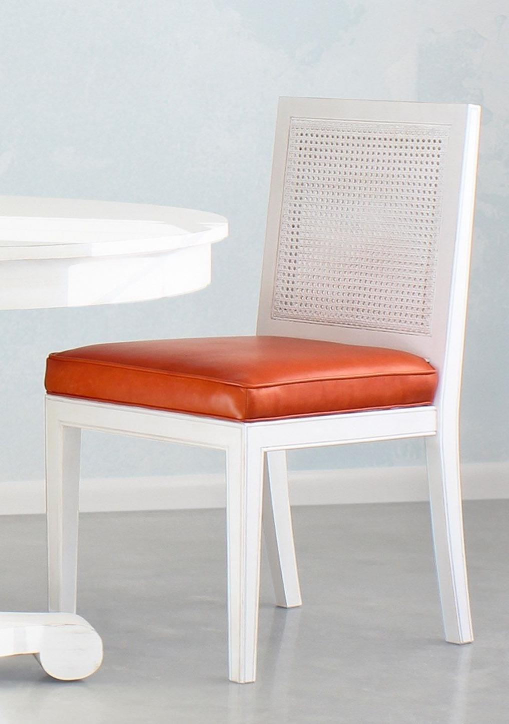 Well Known Oliver Side Chair (Can Choose Finish For Cane And Chair) (View 17 of 20)