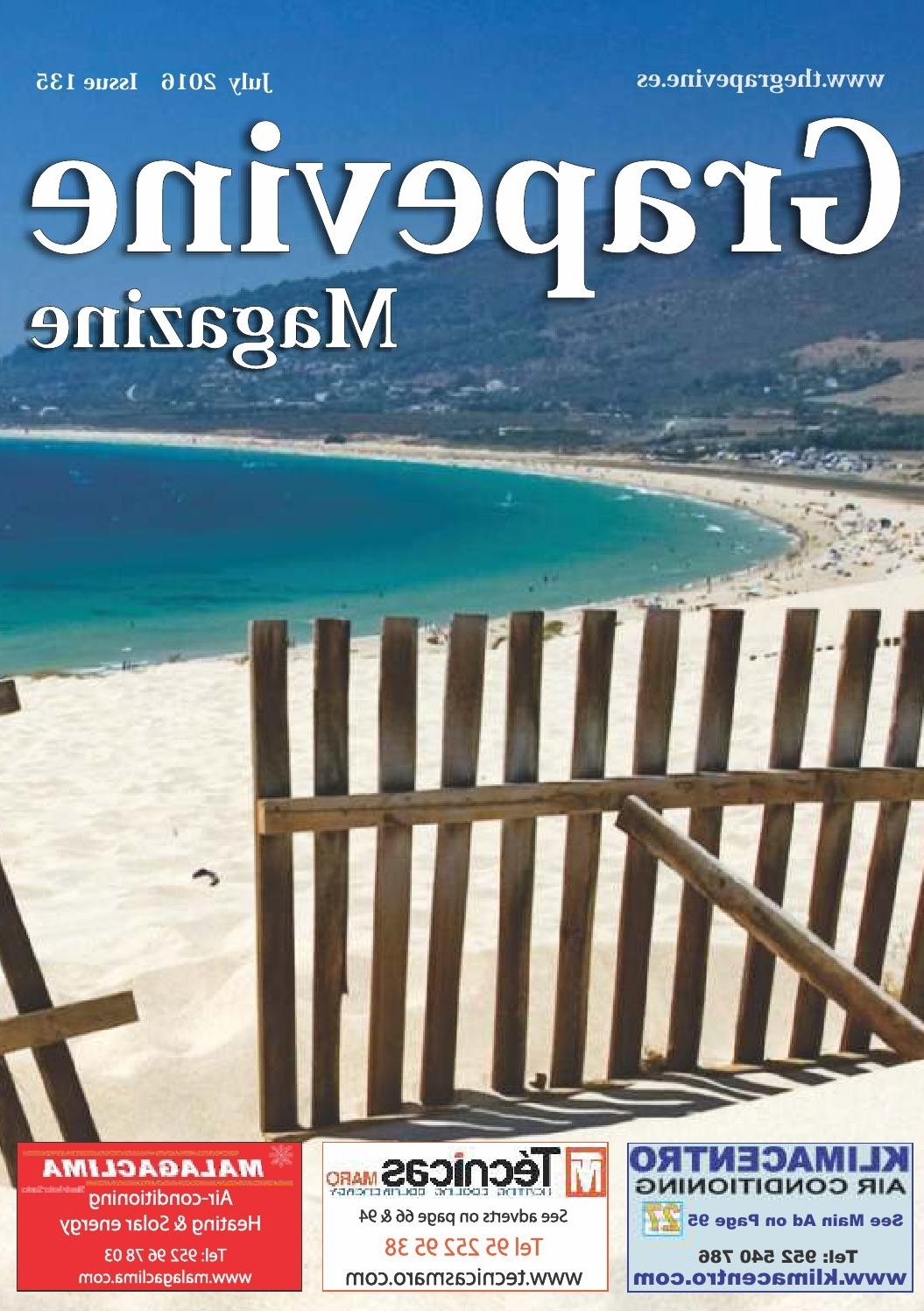 Well Known The Grapevine Magazine July 2016The Grapevine Magazine – Issuu In Celler Teal Side Chairs (View 19 of 20)