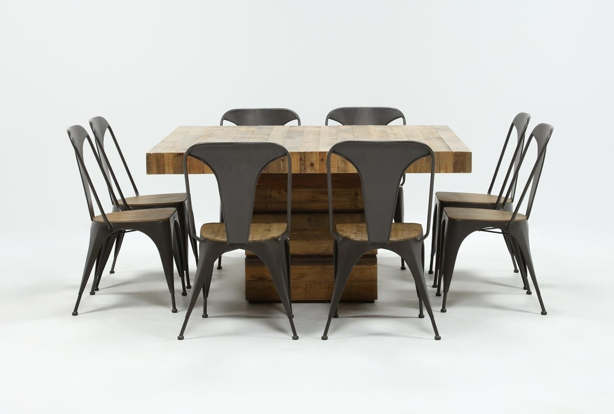 Well Liked Amos Side Chairs In Tahoe Ii 9 Piece 58 Inch Square Dining Set With Amos Side Chairs (View 19 of 20)
