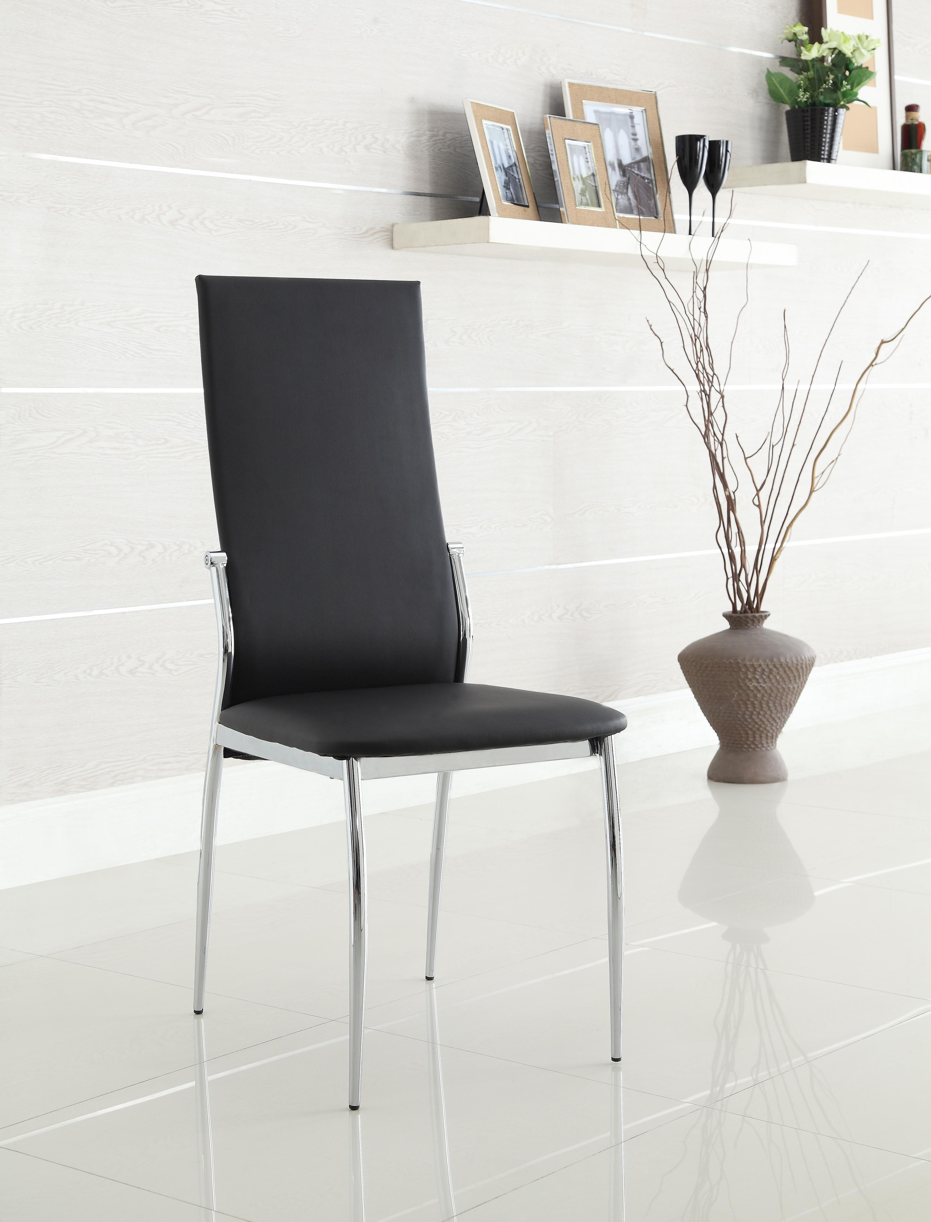 Widely Used Hokku Designs Chandler Side Chair (Set Of 2) – Walmart Throughout Chandler Fabric Side Chairs (View 20 of 20)