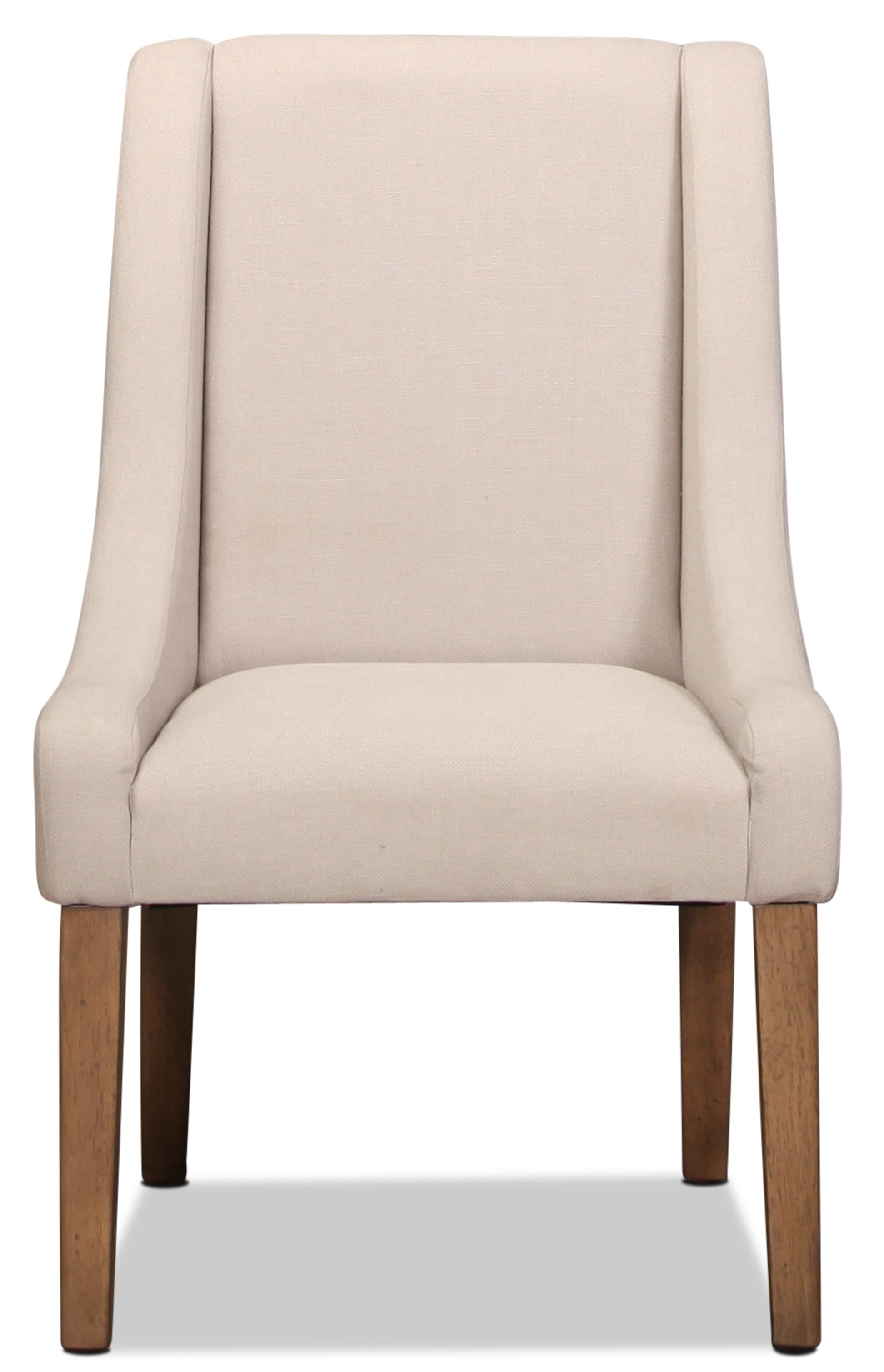 With Regard To Favorite Magnolia Home Demi Flannel Wing Side Chairs (View 20 of 20)
