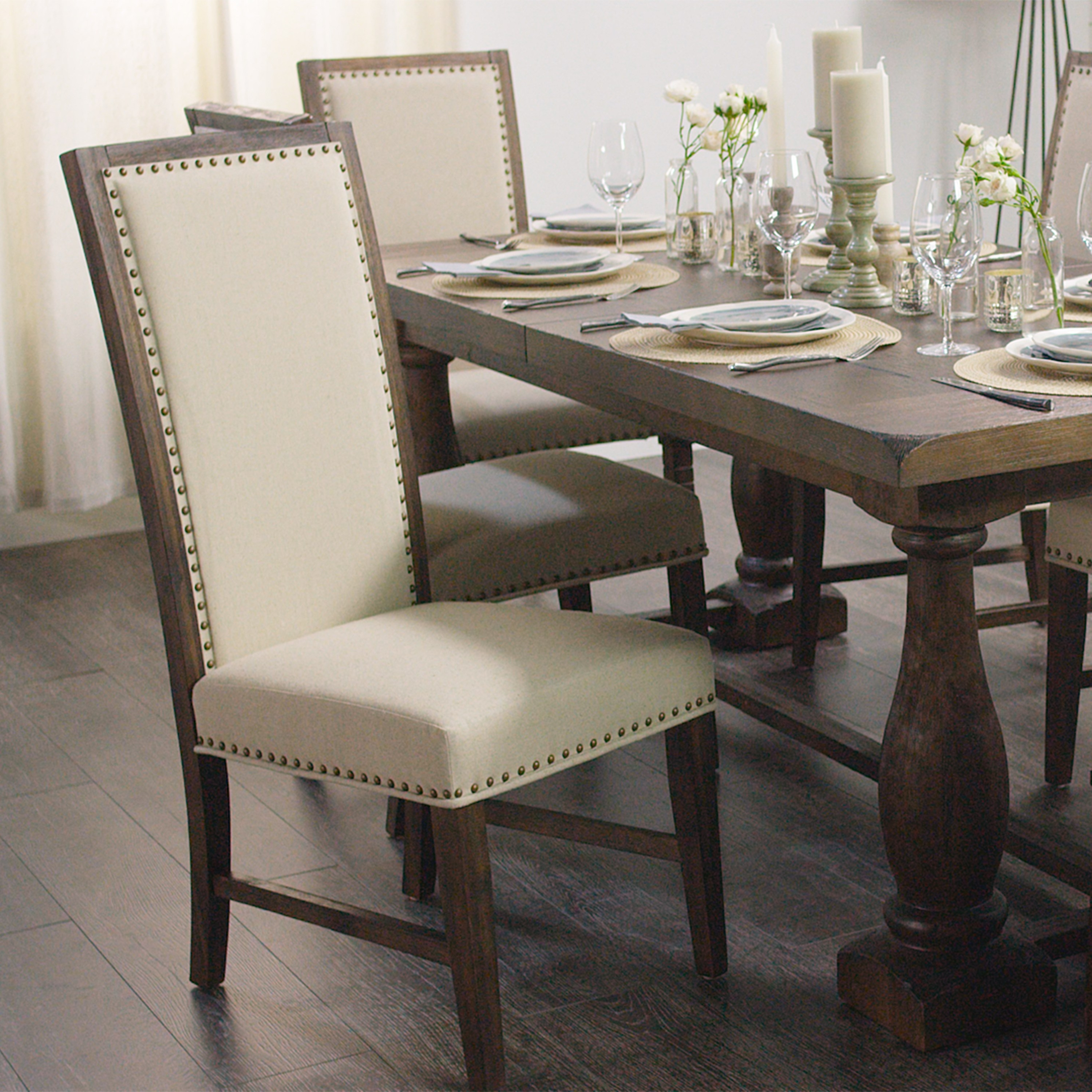 World Market Dining Table In Preferential World Market World Market For Trendy Market Side Chairs (View 3 of 20)