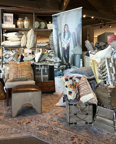 07112017 Art Van Rolls Out Cross Category Magnolia Homejoanna Within 2018 Magnolia Home Paradigm Sofa Chairs By Joanna Gaines (View 14 of 20)