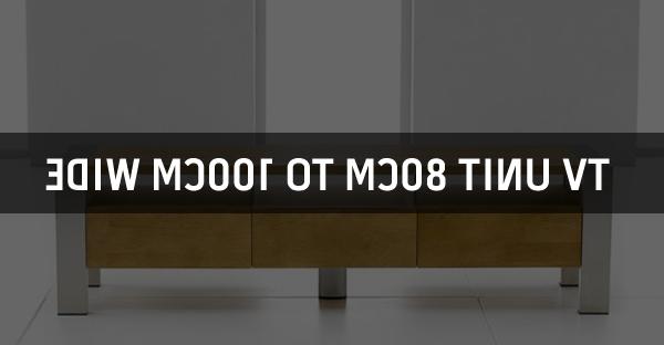 100Cm Width Tv Units In Preferred Tv Unitwidth (Gallery 11 of 20)