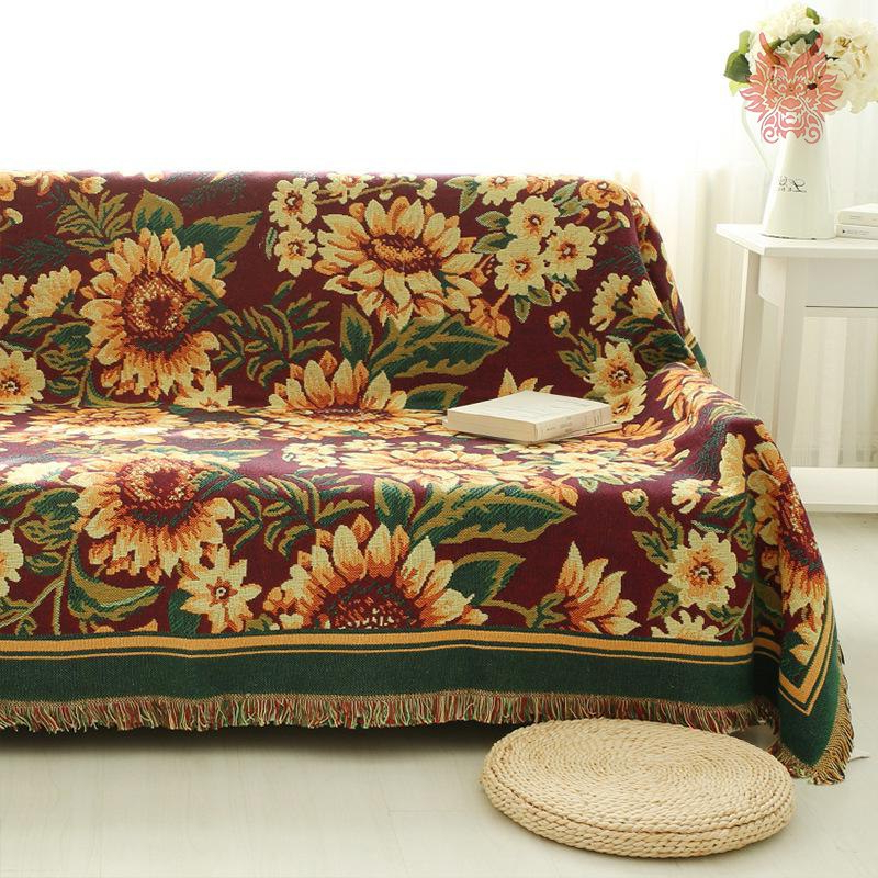 [%100%cotton Sofa Towel Gerbera Duplex Print Sofa/chair Blanket Slip Regarding Trendy Cotton Throws For Sofas And Chairs|Cotton Throws For Sofas And Chairs With Recent 100%cotton Sofa Towel Gerbera Duplex Print Sofa/chair Blanket Slip|Current Cotton Throws For Sofas And Chairs With Regard To 100%cotton Sofa Towel Gerbera Duplex Print Sofa/chair Blanket Slip|Well Known 100%cotton Sofa Towel Gerbera Duplex Print Sofa/chair Blanket Slip Pertaining To Cotton Throws For Sofas And Chairs%] (View 2 of 20)