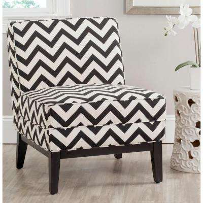 2017 Chevron – Accent Chairs – Chairs – The Home Depot Inside Amari Swivel Accent Chairs (View 3 of 20)