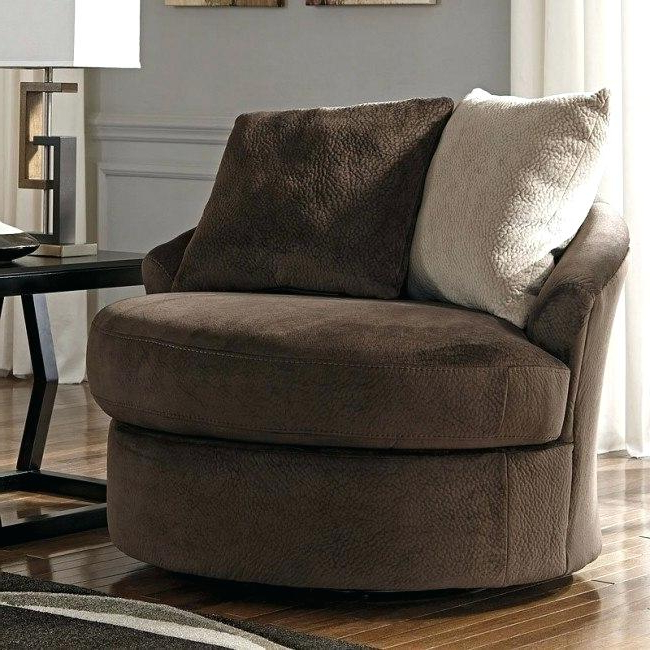 Featured Photo of Circuit Swivel Accent Chairs