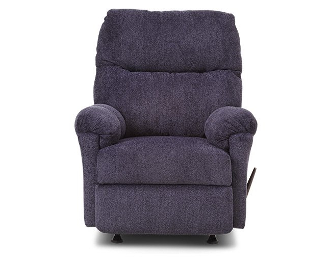 2017 Decker Ii Fabric Swivel Glider Recliners Intended For Decker Recliner – Furniture Row (View 2 of 20)