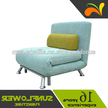 Featured Photo of Cheap Single Sofa Bed Chairs