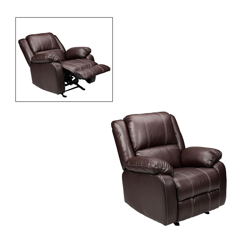 2018 London Optical Sofa Chairs For London Drugs Rocker Recliner Chair – Brown – Af (View 2 of 20)