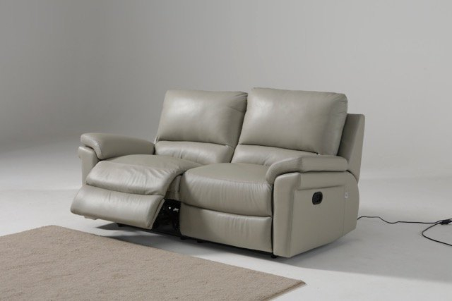 2018 Recliner Sofa Chairs With Regard To Charltons Upholstery Collection Amalfi 3 Seater Power Recliner Sofa (View 4 of 20)