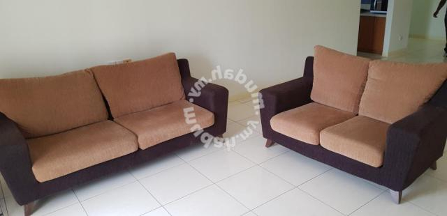 3 + 2 Fabric Sofa – Furniture & Decoration For Sale In Mont Kiara Pertaining To Well Known Kiara Sofa Chairs (View 13 of 20)