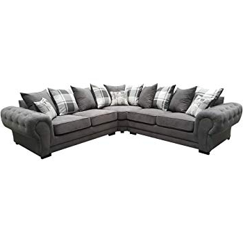 3 Seater Sofa And Cuddle Chairs With Recent Dorado Corner Sofa Sectional 3 Seater 2 Seater Armchair Cuddle Chair (View 20 of 20)