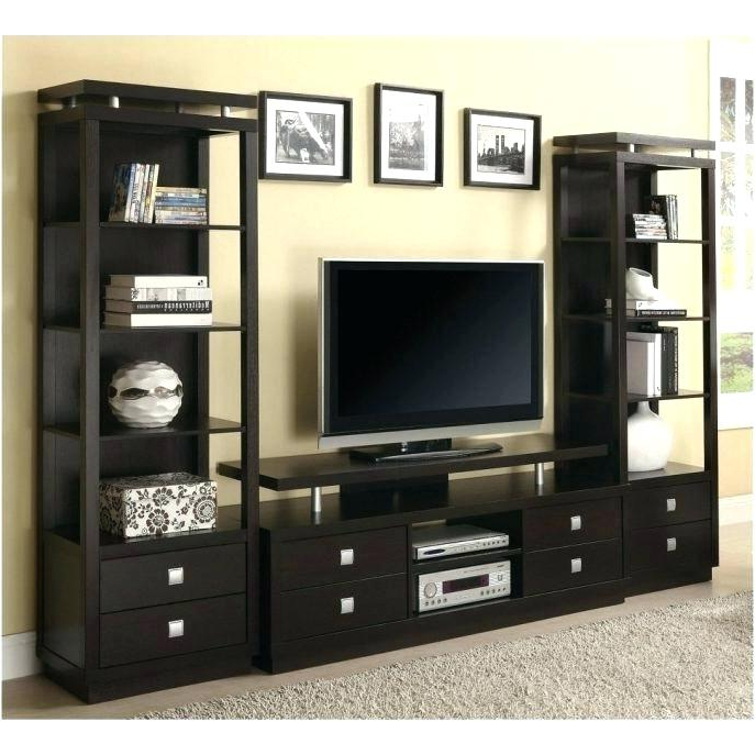 60 Inch Tv Wall Units House Estate Wall Entertainment Center With Regard To Famous 60 Inch Tv Wall Units (View 1 of 20)