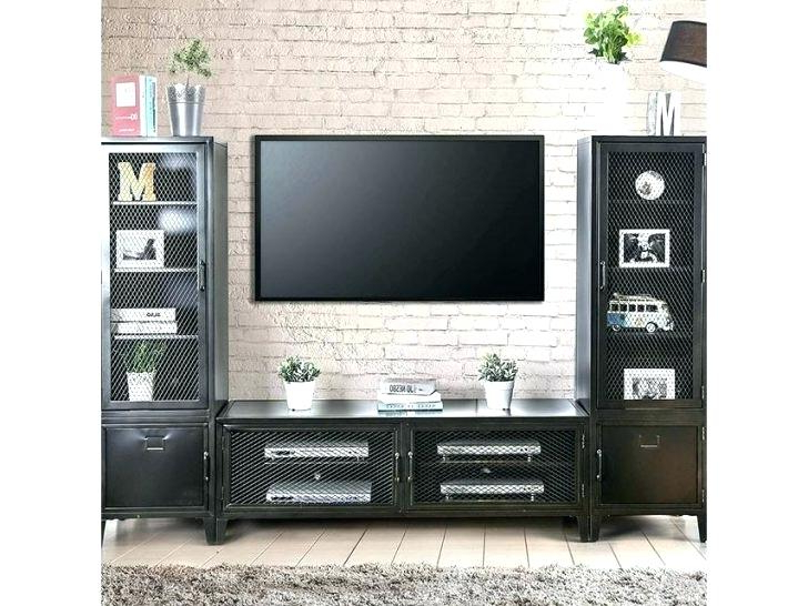60 Inch Tv Wall Units With Regard To Newest Black Entertainment Center 60 Inch Tv Home Improvement Fascinating (Gallery 20 of 20)