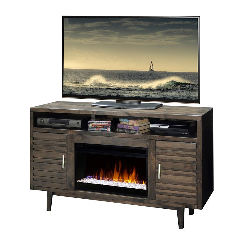 61 Inch Tv Stands Throughout Most Recent Avondale 61 Inch Fireplace Console – Tv Stands And Entertainment (Gallery 7 of 20)