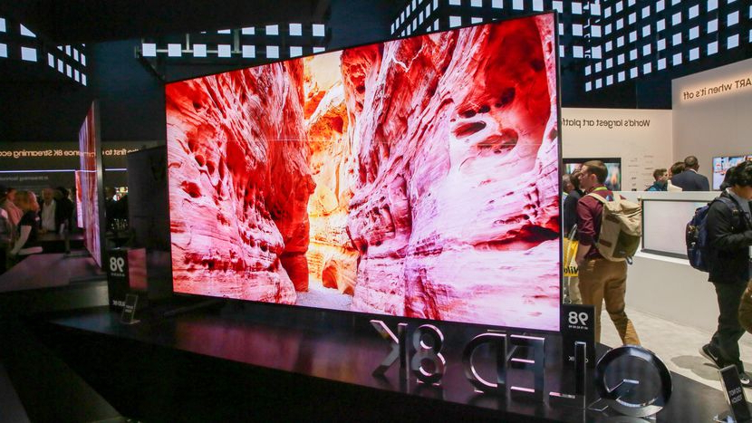 8K Tv: What You Need To Know – Cnet Intended For Favorite Bale 82 Inch Tv Stands (View 2 of 20)