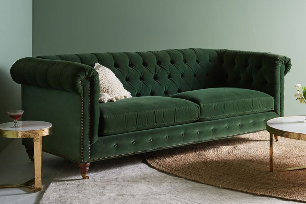 9 Best Chesterfield Sofas To Buy In 2018 – Reviews Of Chesterfield Intended For Best And Newest Mansfield Cocoa Leather Sofa Chairs (View 4 of 20)