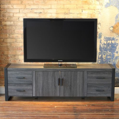 All Modern Tv Stands Intended For 2017 Found It At Allmodern – Theodulus Tv Stand (Gallery 17 of 36)