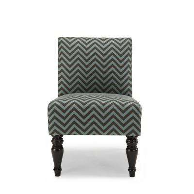 Amari Swivel Accent Chairs Throughout Most Recent Chevron – Accent Chairs – Chairs – The Home Depot (View 5 of 20)