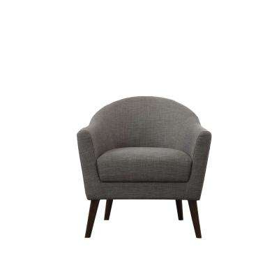 Amari Swivel Accent Chairs Within Current Wood – Wood – Gray – Accent Chairs – Chairs – The Home Depot (Gallery 14 of 20)