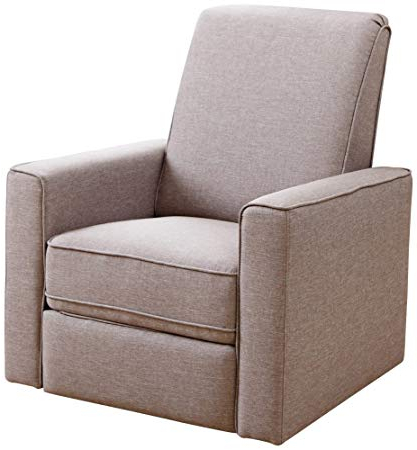 Amazon: Abbyson Living Hampton Nursery Swivel Glider Recliner For Well Liked Hercules Grey Swivel Glider Recliners (View 6 of 20)