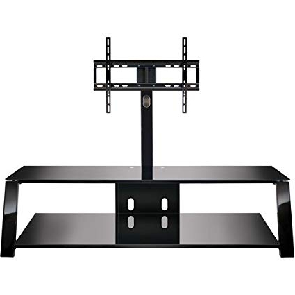 Amazon: Bello Triple Play Tv Stand, Up To 63 Inch: Kitchen & Dining Throughout 2017 Bell O Triple Play Tv Stands (Gallery 17 of 20)