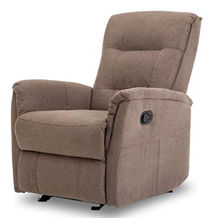 Amazon: Bonzy Glider Rocker Recliner Rocking Chair With Super With Regard To Most Popular Sofa Rocking Chairs (View 7 of 20)