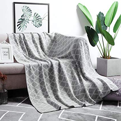 [%Amazon: Moma 100% Cotton Light Grey Cable Knit Throw Blanket For Regarding Preferred Cotton Throws For Sofas And Chairs|Cotton Throws For Sofas And Chairs Throughout Most Popular Amazon: Moma 100% Cotton Light Grey Cable Knit Throw Blanket For|Latest Cotton Throws For Sofas And Chairs Inside Amazon: Moma 100% Cotton Light Grey Cable Knit Throw Blanket For|Current Amazon: Moma 100% Cotton Light Grey Cable Knit Throw Blanket For Within Cotton Throws For Sofas And Chairs%] (View 5 of 20)