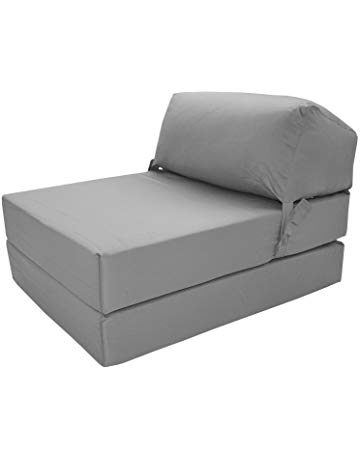 Amazon Uk With Widely Used Single Chair Sofa Bed (View 1 of 20)