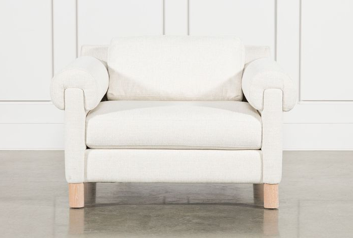 Ames Arm Sofa Chairs By Nate Berkus And Jeremiah Brent Inside Widely Used Nate Berkus And Jeremiah Brent's New Furniture Line Is Here (View 2 of 20)