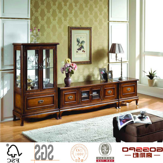 Antique Style Tv Stands Intended For Best And Newest China French Style Glass Solid Oak Tv Stand Antique Style Tv Unit (Gallery 13 of 20)