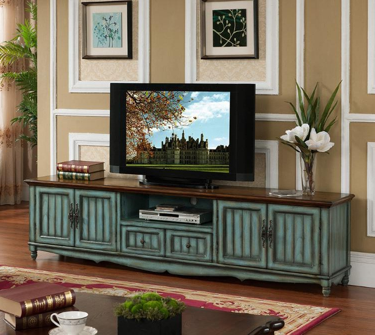 Antique Tv Stand,distressed Wooden Tv Stand,used Tv Stand – Buy With Recent Antique Style Tv Stands (Gallery 3 of 20)