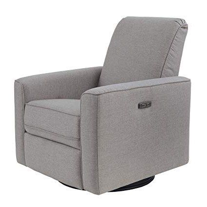 Aspen Swivel Chairs Throughout Most Recent Amazon: Westwood Design Ap Gl 3205Rm Snd Pwr Aspen Pwer Recline (View 5 of 20)