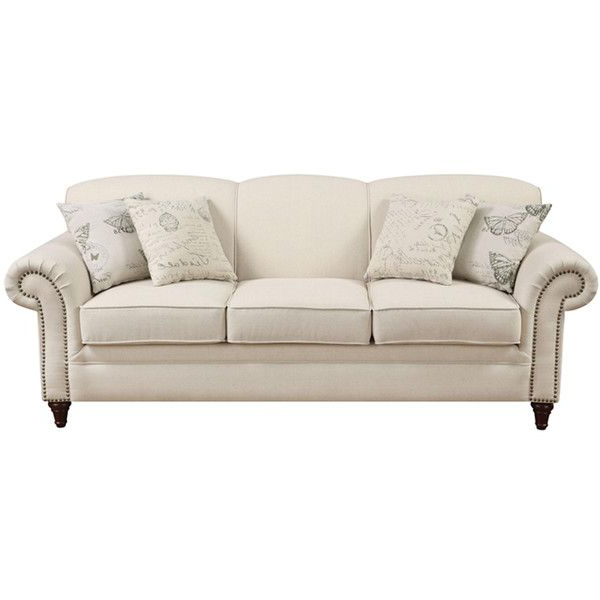 Featured Photo of Cosette Leather Sofa Chairs