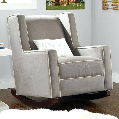 Baby Relax Rocker Gr Abby And Ottoman Set – Raquel Mac With Latest Abbey Swivel Glider Recliners (View 5 of 20)