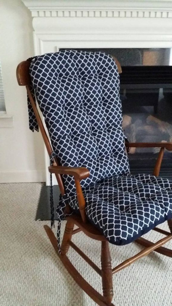 Bailey Mist Track Arm Skirted Swivel Gliders Inside Most Current Quatrefoil Nursery Rocking Chair Cushions, Glider Replacement Pads (View 3 of 20)