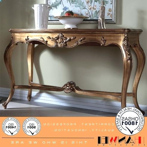 Balboa Carved Console Tables In Most Recently Released Carved Console Table Carved Wood Console Table – 2Faktor (Gallery 14 of 20)