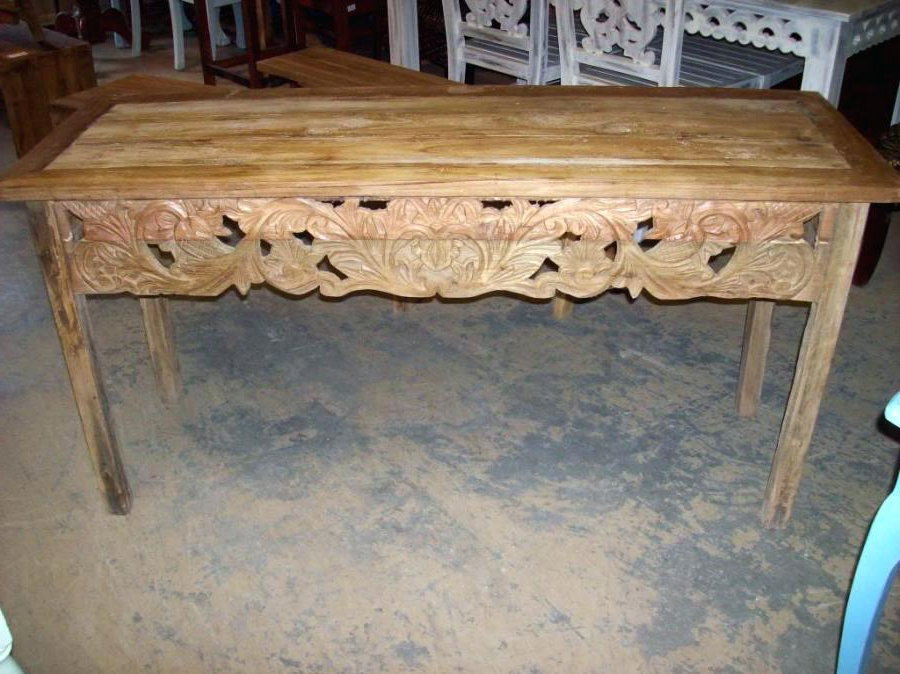 Balboa Carved Console Tables With Best And Newest Carved Console Table Carved Console Table Hand Carved Wood Console (Gallery 10 of 20)